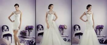 Женские вечерние платья для свадьбы, платье-трансформер