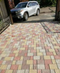 Тротуарная плитка брусчатка бордюры, Оренбург