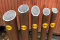 Трубы буровые Б\У, металлопрокат, столбы на забор, Красноярский