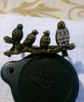 """Кольцо на два пальца """"птицы"""", Донской"""