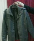 Куртка мужская утепленная джет, куртка кожа-зам, Ува