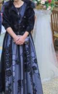 Платье, женская одежда кутюр лайн, Хазар