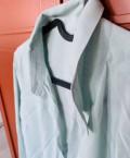 Новая рубашка Uniqlo Xs, стильная одежда для полных дам, Москва