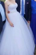 Платье в стиле минимализм, свадебное платье, Новые Зори