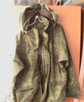 Костюм ветроводозащитный горный, мужская зимняя джинсовая куртка с капюшоном, Солнечнодольск