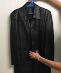 Кожаный мужской тренч, бонприкс каталог мужской одежды, Карабаш