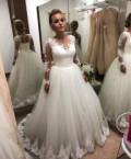 Шикарное свадебное платье, платья расклешенные модели, Сегежа