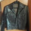 Рубашка tommy hilfiger черная, кожанная куртка, Ершичи
