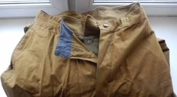 Мужские брюки reserved, ватные новые брюки, 50-52 р-р 2 в 1