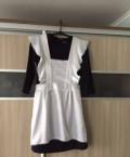 Платье школьное с фартуком, платья из гипюра нарядные, Ульяновск