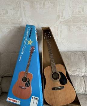 Акустическая гитара hohner Countryman Guitar HW300