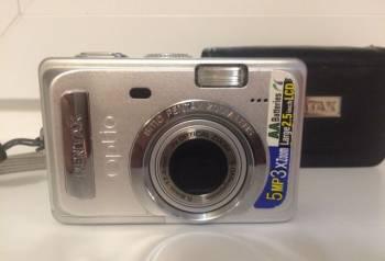 Фотоаппарат «Pentax» мод. Optio S55