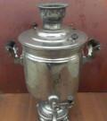 Самовар на углях на 7 литров рабочий, Кузнецк