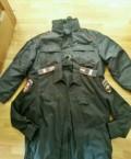 Мужские куртки аляски с натуральным мехом, форма, Гагарин