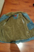 Ozar магазин мужской одежды, джинсовая куртка, Миасское
