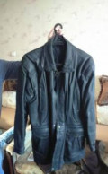 Куртка кожаная, майки с надписью ссср, Малиновое Озеро