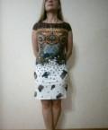 Дубленки с овчиной женские, платье новое, Новая Малыкла