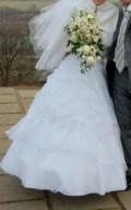 Модные штаны с лампасами, свадебное платье, Владимир