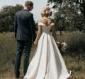 Куртки и дубленки женские, свадебное платье(торг), Большое Полпино