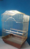 Клетка для птиц, Асбест