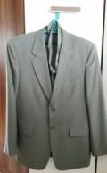 Костюм, кожаная куртка с капюшоном мужская дешево за 4500 руб, Самара