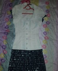 Платье с болеро. Торг, финская верхняя одежда для взрослых, Томск
