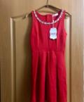 Платье красное 42, женские пальто интернет магазин, Рязань