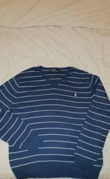 Свитер Polo Ralph Lauren, рубашки на флисе мужские оптом