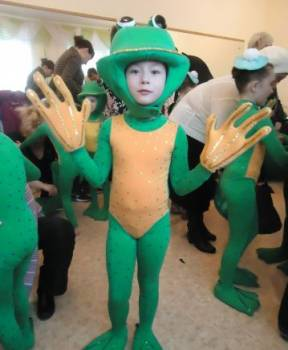 "Продам костюм ""Лягушки"""