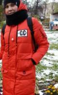 Пальто деми 44-46, одежда леди баг и супер-кот аля север, Нижний Новгород