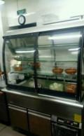 Салатная витрина б/у с холодильным столом, Курумоч