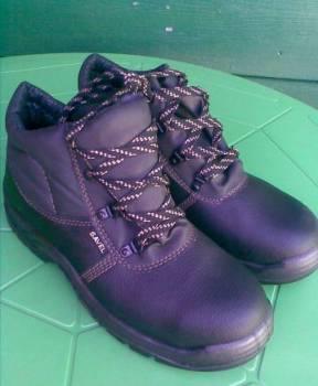 Ботинки(спецодежда), мужская обувь под узкие брюки