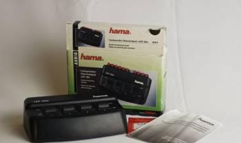 Аудио селектор Hama LSP 204 стерео
