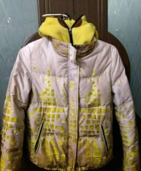 Магазин одежды зара, зимняя куртка