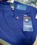 Джинсы брюки, солнцезащитная футболка для купания мужская, Новодугино