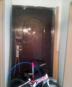 Входная дверь железная