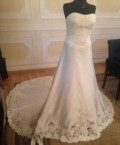 Вечерние платья больших размеров с гипюром, свадебное платье, Нины