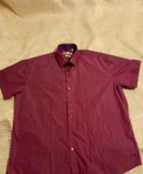 Рубашка мужская новая р. 54-56, термобельё из шерсти мериноса купить