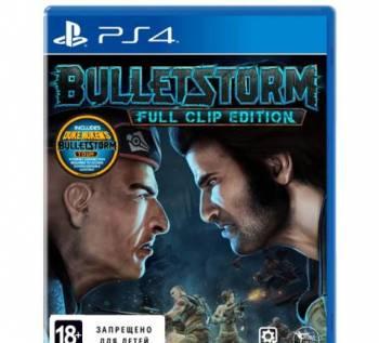 Bulletstorm (PS4)