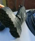 Новые сапоги резиновые утепленные, зимняя мужская обувь zenden, Опочка