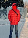 Мужские свитера вязаные цветные, пуховик Merrell. Б/у, Богашево