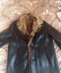 Куртка кожанная, шорты мужские kappa, Светлый