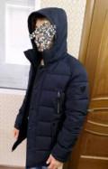Пуховик (новый), купить мужской свитер из альпаки, Астрахань