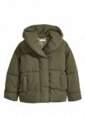 Дешевая одежда почтой наложенным платежом, куртка утепленная H&M, Калининград