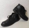 Купить кроссовки всесезонные мужские, cAT ботинки кожа, Понтонный