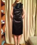 Бонприкс интернет магазин женской одежды из германии, черное атласной платье, Тверь