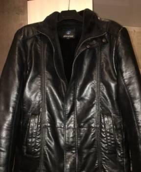 Кожаные куртки мужские из натуральной кожи авиатор, куртка