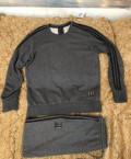 Мужская куртка strellson sportswear, костюм Adidas - серый, Ангарск