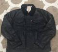 Levis Trucker USA кожаная куртка XL новая, рубашки в клетку униформа, Кимовск
