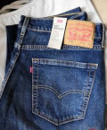 Джинсы Levis 505 Regular Fit Jeans, размер 36*36, куртки мужские 66 размера, Скуратовский